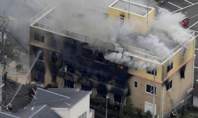 Man yelling You Die kills 23 at Tokyo studio