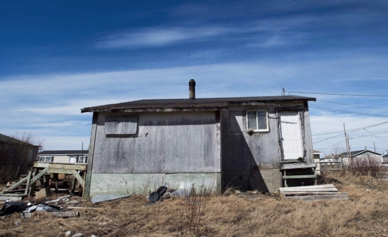 Dwelling in Attawapiskat