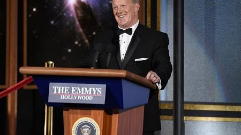 President Trump 'saddened' about Emmys' lackluster ratings