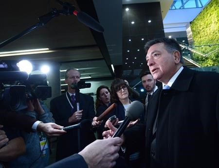 Canada's Ontario province will deliver budget March 28