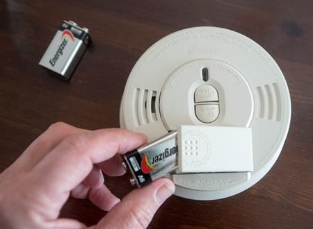 That time of year: Change clocks, test smoke alarms