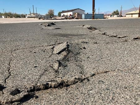 Strongest earthquake in 20 years rattles Southern California