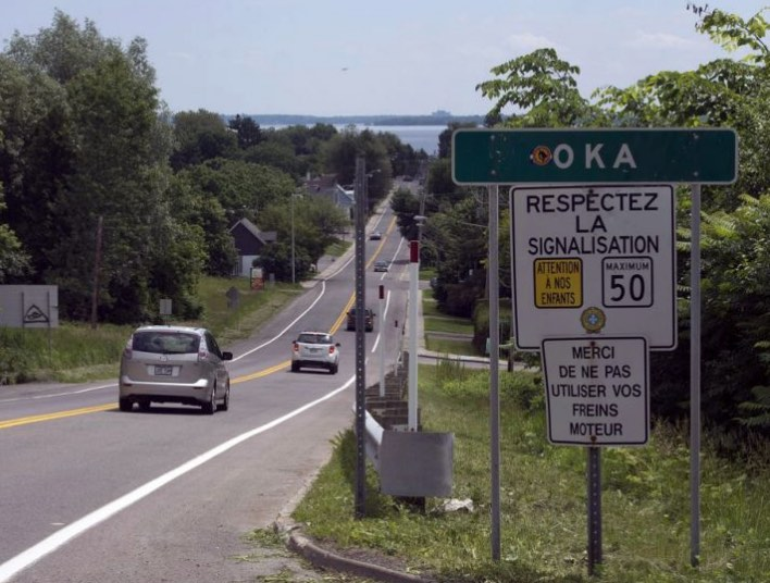 Tensions mount in OKA over land transfer to Kanasatake
