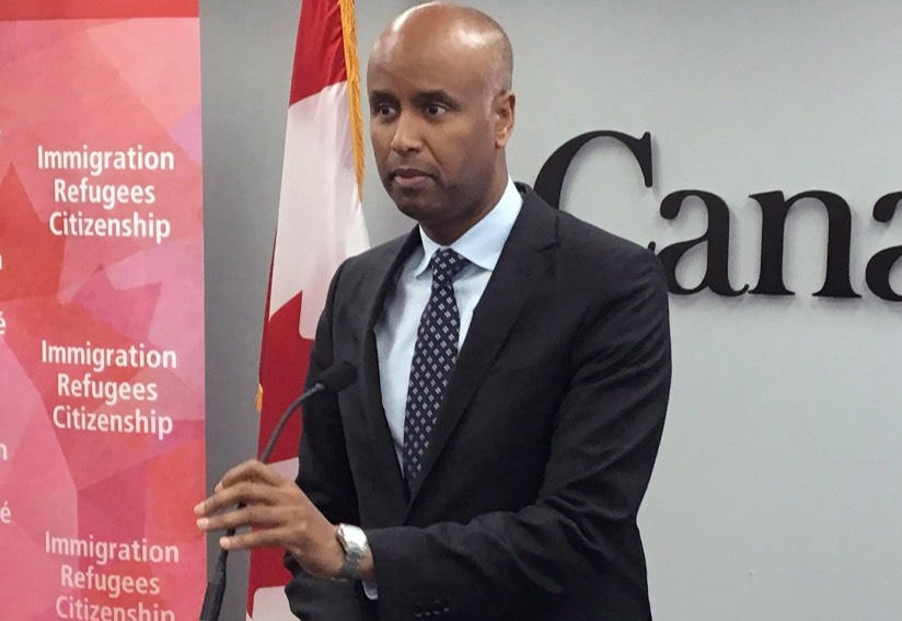 immigration minister