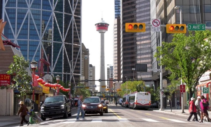 Landmark Calgary Tower Still Closed Seven Weeks After Elevator