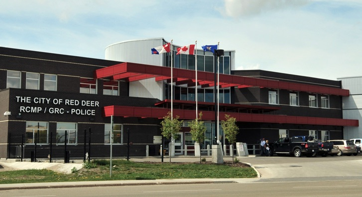 city of red deer rcmp