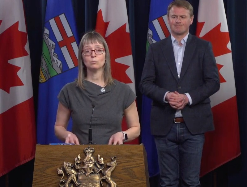 Alberta Covid 19 Update Fines Forming An Isolated Group With A Second Household Financial Relief Todayville