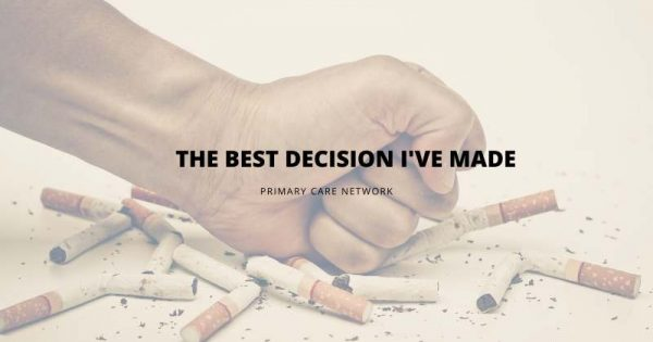 Quitting gave me better health, my dignity and more cash