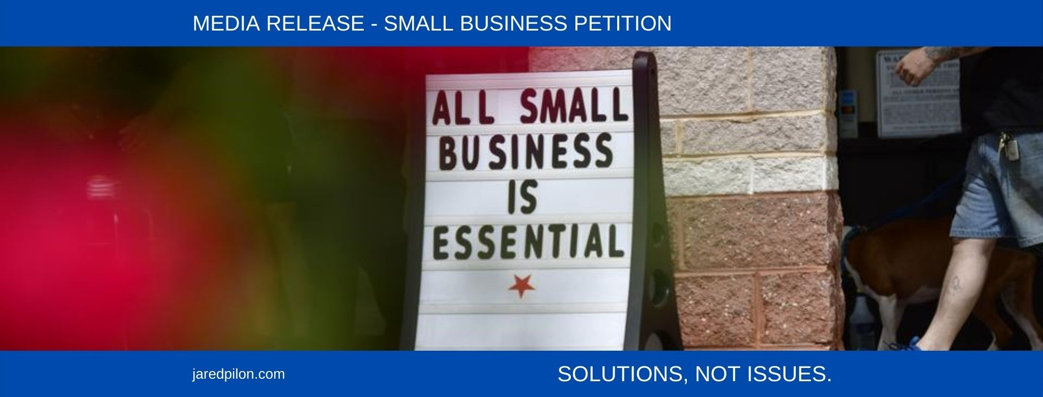 Small Business Petition