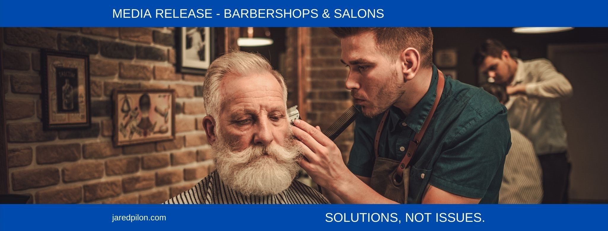 BARBERSHOPS & SALONS