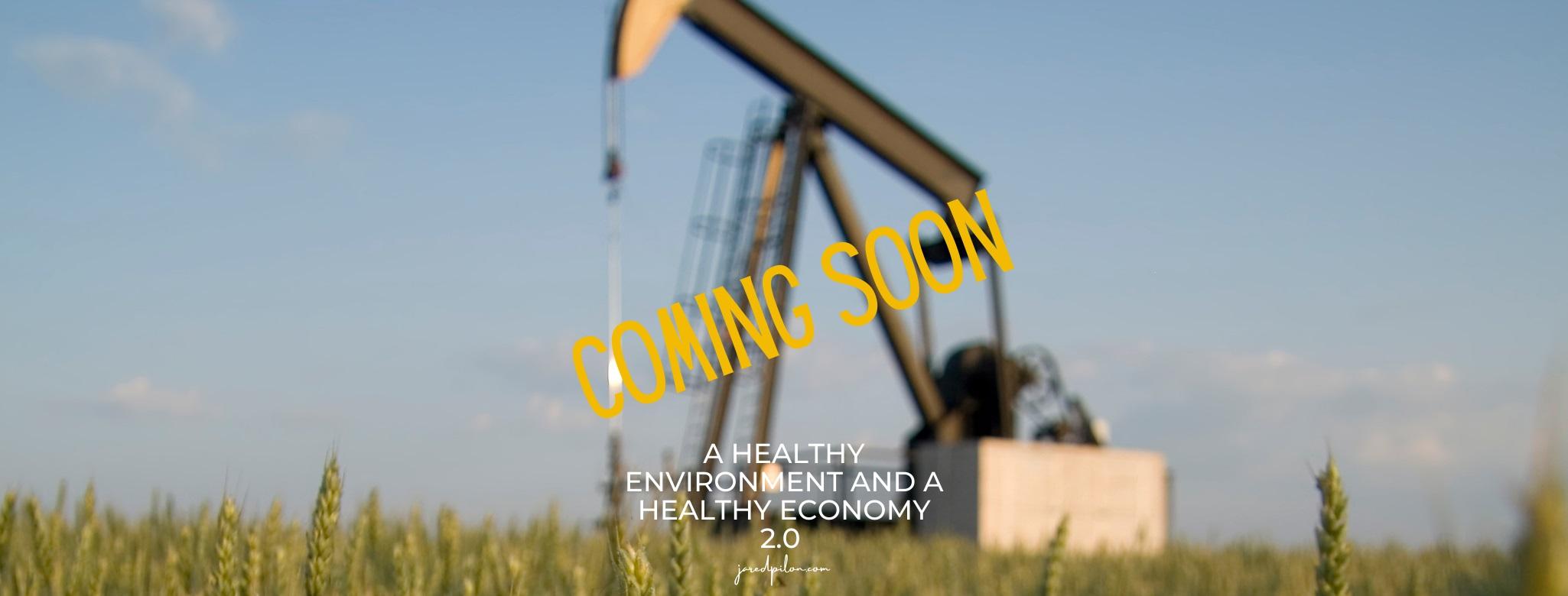 Healthy Environment & Healthy Economy