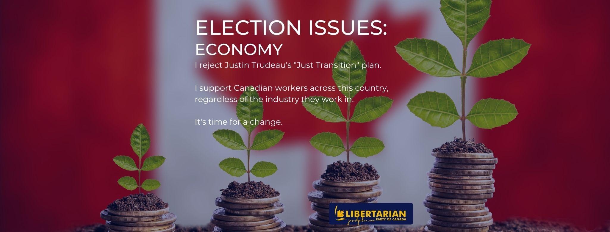 Election Issues - Economy