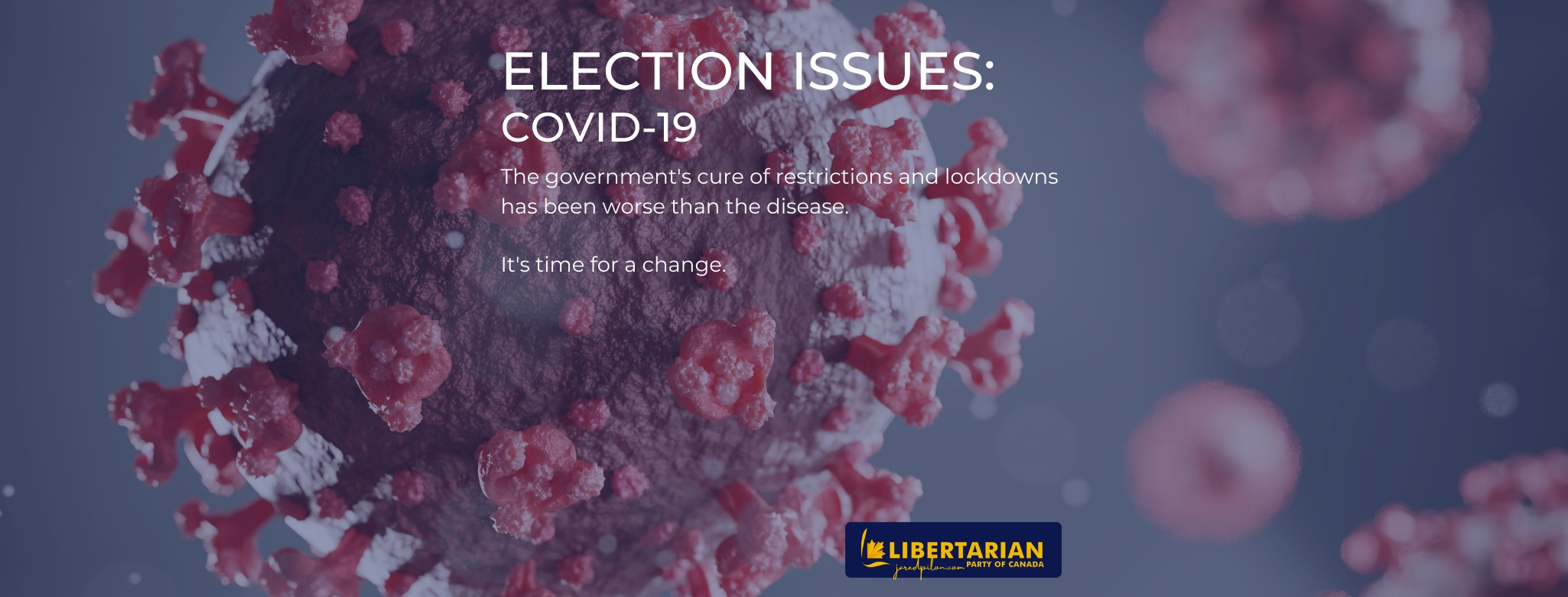 2021 Election Issues: COVID-19